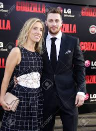 100 Taylor Wood Aaron Johnson And Sam At The Los Angeles Premiere