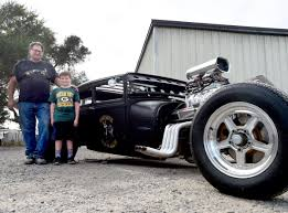 Rat Rods, Vintage Rides Rule The Streets Friday Night For Burn The ...