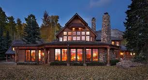 Tom Cruise s Little Log Cabin in the Woods is for Sale [PICS]