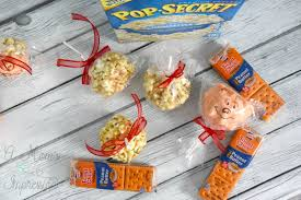 Captain Underpants Pumpkin Carving by Movie Night Snacks Easy Peanut Butter Popcorn Balls