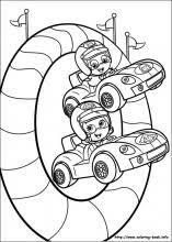 44 Bubble Guppies Pictures To Print And Color Last Updated December 5th