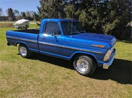 1969 Ford F100 For Sale | ClassicCars.com | CC-983078