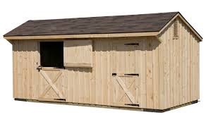 10x20 Shed Floor Plans by Horse Barns