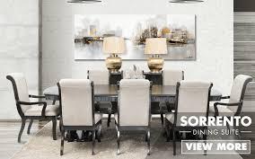 Sorrento 9 Piece Dining Suite