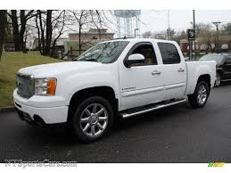 2007 GMC Sierra 1500 Denali Crew Cab 4WD In Summit White - 680266 ... 062013 Chevrolet Tahoegmc Yukon Preowned 2007 Gmc Sierra 1500 Single Cab Afrosycom Umopapisdn Gmc Crew Cabsle Pickup 4d 5 34 Ft Specs No End In Sight For Deluxe Pickup Truck Prices Slt Extended Onyx Black 1600 Jax Denali 4wd Summit White 680266 2019 Reinvents The Bed Video Roadshow Eg Classics 072013 Grille Style Z 1gtecx17z131406 White New Sierra On Sale Ca San