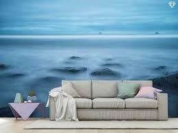 strand fototapeten wohnzimmer