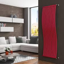 moderner heizkörper aus farbigem stahl bis 2944 watt ondaluxstyle