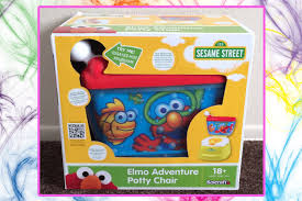 Elmo Potty Seat Cover by Sesame Street Potty Chair Modern Chairs Design
