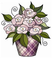 Artbyjean Clipart Flower Pot