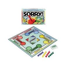 The Sorry Board Game