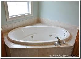 replacing tile around bathtub sunken tub remove bathtub install