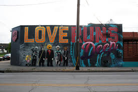 Deep Ellum Wall Murals by Project 2 Final U2013 Writing 05 Course Portfolio