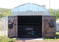 The Eventsedit Miner Museum Entrance In Springhill