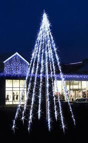 Flagpole Christmas Tree by System Led Flagpole Light Assembly Set