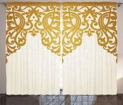 gardinen und vorhänge in gold günstig kaufen