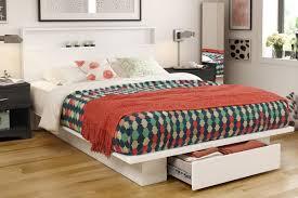 South Shore Step One Dresser Grey Oak by South Shore Holland Queen Platform Bed U0026 Reviews Wayfair