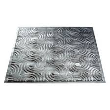 Fasade Thermoplastic Ceiling Tiles by Fasade Fasade Modern Ceiling Tile Panel Common 24 In X 24 In