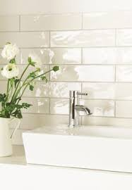 marsh field tiles with china white half tiles from the