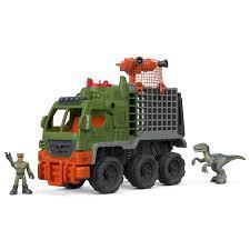 100 Dinosaur Truck Imaginext Jurassic World Hauler Shop Imaginext Kids