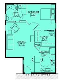 One Level House Floor Plans Colors Best 25 In Law Suite Ideas On Pinterest Mother In Law Cottage