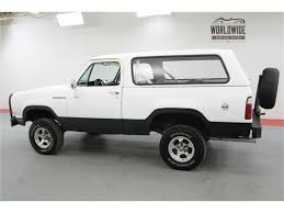 100 1975 Dodge Truck Ramcharger For Sale ClassicCarscom CC1086857