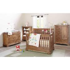 Bratt Decor Venetian Crib Craigslist by Bertini Pembrooke 4 In 1 Convertible Crib Natural Rustic