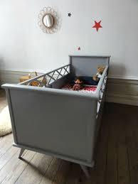 chambre bébé retro lit vintage annees 50 vintage émoi