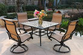 Amazon.com : IPatio Sparta 5 Piece Aged Bronze Aluminum ... Outdoor Fniture Fabric For Sling Chairs Phifer Cheap Modern Metal Steel Iron Textilener Teslin Stackable Stacking Arm Terrace Bistro Patio Garden Chair Buy Amazoncom Mzx Wicker Tear Drop Haing Gallery Capeleisure1 Lakeview Bocage 7 Piece Cast Alinum Ding Set Bali Rattan Bag On Carousell New Gray Frosted Glass Interesting Target With Amusing Eastern Ottomans Footrest Ftstools Sale Mkinac 40