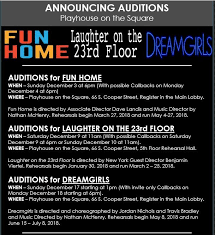 Laughter On The 23rd Floor Script by Auditions At Playhouse On The Square At Playhouse On The Square