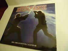 Star Wars Revenge Of The Sith 2005 2006 Calendar