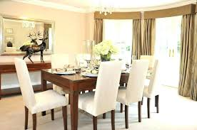 Dining Room Accents Orange Accent Wall