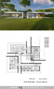 100 Architects Wings Modern Villa Designed By NG Architects Www