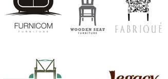 17 Creative Wood Furniture Logo Design For Inspiration In KSA