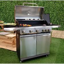 le problème des chambres à gaz bbq plus barbecue américain à gaz 5 brûleurs side burner fonte