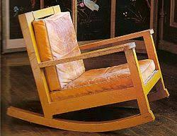 Banana Shaped Rocking Chairs by Rocking Chair Wikipedia