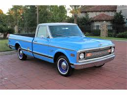 1969 Chevrolet C10 For Sale | ClassicCars.com | CC-1035137 1969 Chevrolet Ck 10 For Sale On Classiccarscom C10 Gets An Oemstyle Radio Back Next Gen Audio Pickup Short Bed Fleet Side Stock 819107 Truck Sale Chevy With Intro Wheels 22 And 24x15 Slamily Reunion Classic 4438 Dyler 1969evletc10chromearbumperjpg 20481340 Auto Art 1955 All Stepside Old Photos Volo Museum Cst Texas In Arkansas Truck Guy Ol Blue Photo Image Gallery
