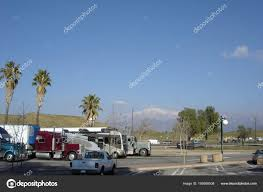 100 Area Trucks At Wildwood Rest Calimesa CA Stock Photo FotoToch