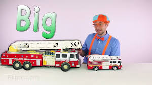 Learn Sizes With Fire Trucks _ Blippi Toys Smallest To Biggest ... Buddy L Fire Truck Engine Sturditoy Toysrus Big Toys Creative Criminals Kids Large Toy Lights Sound Water Pump Fighters Hape For Sale And Van Tonka Titans Big W Fire Engine Toy Compare Prices At Nextag Riverpoint Ford F550 Xlt Dual Rear Wheel Crewcab Brush Learn Sizes With Trucks _ Blippi Smallest To Biggest Tomica 41 Morita Fire Engine Type Cdi Tomy Diecast Car Ebay Vtech Toot Drivers John Lewis Partners