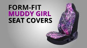 Muddy Girl® Form-Fit Seat Cover Installation Guide - YouTube Shop Two Tone Camo Pink Large Truck Suv Seat Cover Pair Surreal Camouflage Universal Waterproof Car Van Covers Uk Cadillac Of Knoxville New Cts Sedan Tn Amazoncom Designcovers 042012 Ford Rangermazda Bseries Hunting Full Set Fh Group Quality Custom Auto From Unlimited Realtree Xtra Granite 19942002 Dodge Ram 2040 Consolearmrest Browning Steering Wheel 213805 Prym1 For Trucks And Suvs Covercraft By Wet Okole B2b