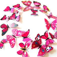 Butterfly Wall Decor Target by 3d Butterfly Wall Decor Roselawnlutheran