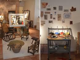 100 Studio 6 London Joan Mirs Art Studio Comes To The Spaces