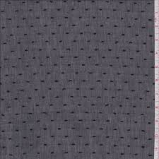 Dotted Swiss Curtain Fabric by Black Dotted Swiss Lawn 29183 Discount Fabrics