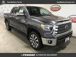 2019 New Toyota Tundra Limited CrewMax 5.5' Bed 5.7L At East Madison Toyota  Serving Madison, Middleton, Sun Prairie & Stoughton, WI, IID 18077361 New Toyota Tundra In Grand Forks Nd Inventory Photos Videos Truck Upcoming Cars 20 Hilux Debuts For Other Markets Better Than 2016 Tacoma Centre Trucks Collingwood 2019 New Toyota Tacoma Super Premium Truck Exterior And Interior Preview In Fhd Get Behind The Wheel Of A New Car Truck Or Suv High River 4wd Sr5 Double Cab 5 Bed V6 At At Fayetteville Autopark Iid 18261046 2018 For Sale Latham Ny Vin 3tmcz5an3jm171365 Chiang Mai Thailand March 6 Private Pickup Car Yorks Houlton