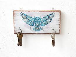 Decorative Key Holder For Wall by 25 Unique Key Holder For Wall Ideas On Pinterest Key Hanger For