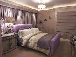 Beauteous Master Bedroom Ideas With Purple Model Fresh On Curtain Design In