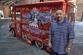 100 Lowrider Ice Cream Truck DUB Magazine Mister Cartoon