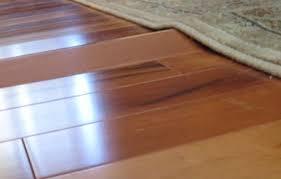 how to repair laminate flooring bucking laminate flooring