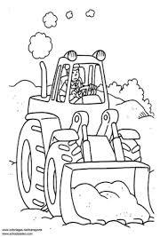 Coloriage Tractopelle Camion Elegant Dessin De Camion Remorque Beau