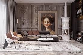100 Interior Design Inspirations Neoclassical Inspiration