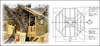 104 Tree House Floor Plan Easy Affordable Design S Cad Pro